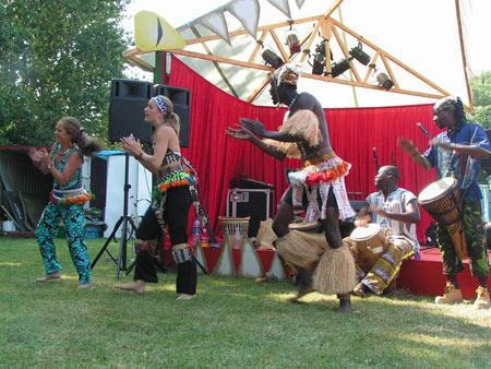 Sawa Afrikansk Dans 5