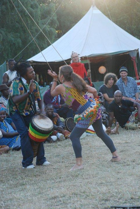 Afrikanske Danse Inspirationer-FOR ALLE.