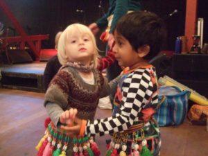 afrikansk dans for børn